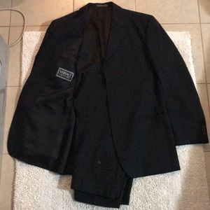 Versace Classic V2 Pinstriped Suit